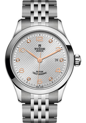 Tudor Watches - 1926 28 mm - Steel - Style No: M91350-0003
