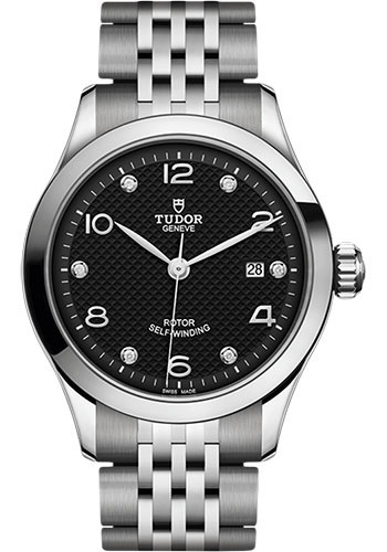 Tudor Watches - 1926 28 mm - Steel - Style No: M91350-0004