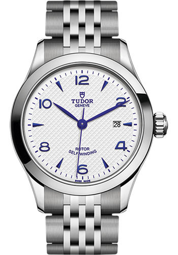 Tudor Watches - 1926 28 mm - Steel - Style No: M91350-0005