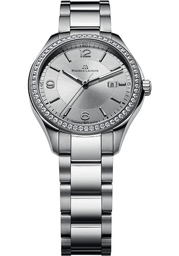 Maurice Lacroix Watches - Miros Ladies - Style No: MI1014-SD502-130