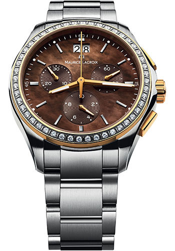 Maurice Lacroix Watches - Miros Chronographe - Style No: MI1057-PVP22-760