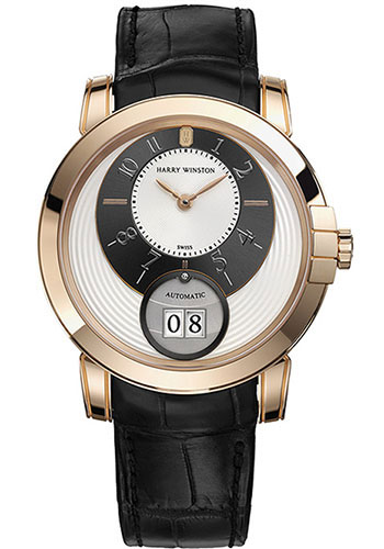 Harry Winston Watches - Midnight Big Date - Style No: MIDABD42RR001