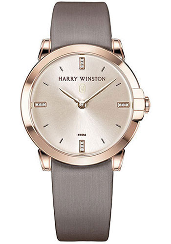 Harry Winston Watches - Midnight 32 mm - Style No: MIDQHM32RR001