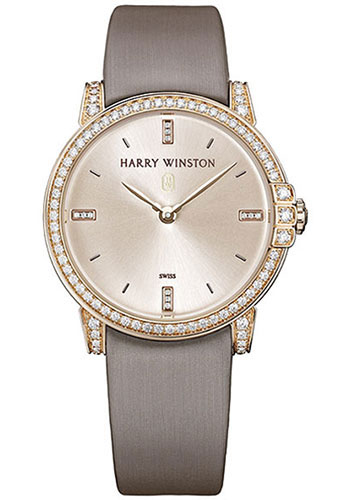 Harry Winston Watches - Midnight 32 mm - Style No: MIDQHM32RR002