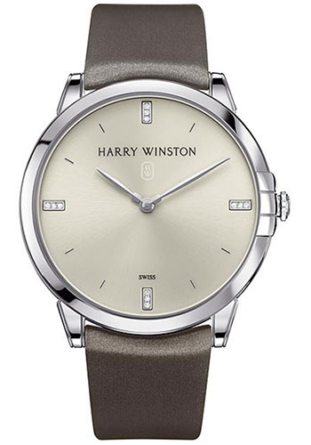 Harry Winston Watches - Midnight 39 mm - Style No: MIDQHM39WW001