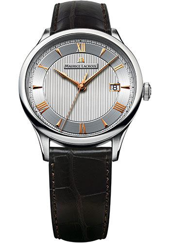 Maurice Lacroix Watches - Masterpiece Date - Style No: MP6407-SS001-110