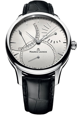 Maurice Lacroix Watches - Masterpiece Calendrier Retrograde - Style No: MP6508-SS001-130