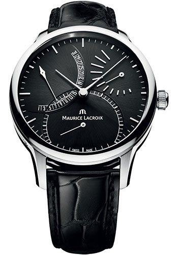Maurice Lacroix Watches - Masterpiece Calendrier Retrograde - Style No: MP6508-SS001-330