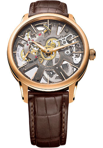 Maurice Lacroix Watches - Masterpiece Squelette - Style No: MP7138-PG101-030