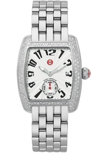 Michele Watches - Urban Mini With Diamonds - Style No: MWW02A000124