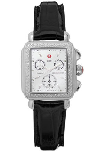 Michele Watches - Deco Diamond - Style No: MWW06A000020
