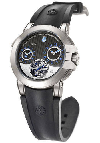 Harry Winston Watches - Ocean Collection Project Z5 - Style No: OCEATG45ZZ001