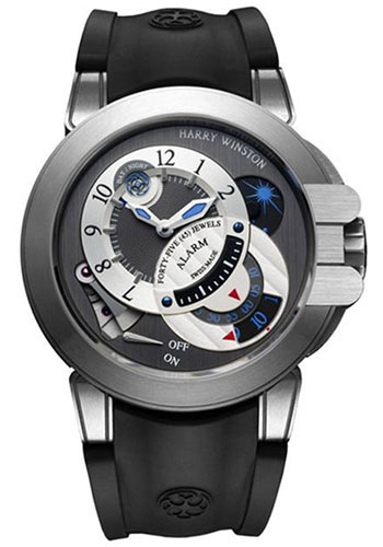 Harry Winston Watches - Ocean Collection Project Z6 - Style No: OCEMAL44ZZ001