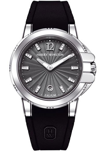 Harry Winston Watches - Ocean Sport Quartz - Style No: OCSQHD36ZZ002