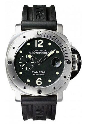 Panerai Luminor Submersible Watches From Swissluxury