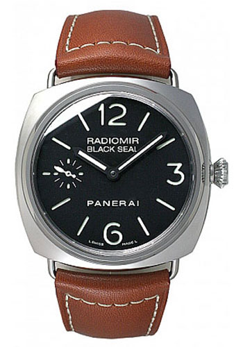 Panerai Watches - Radiomir Black Seal - Style No: PAM00183