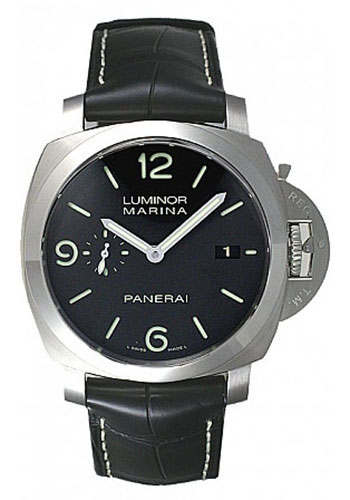 Panerai Watches - Luminor Marina 1950 3 Days Automatic - 44mm - Stainless Steel - Style No: PAM00312