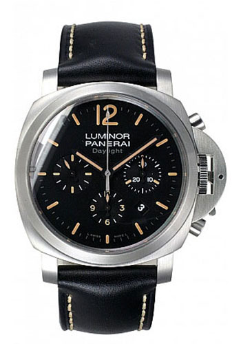 Panerai Watches - Luminor Chrono Daylight - Style No: PAM00356
