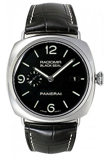 Panerai Watches - Radiomir Black Seal 3 Days Automatic - Style No: PAM00388