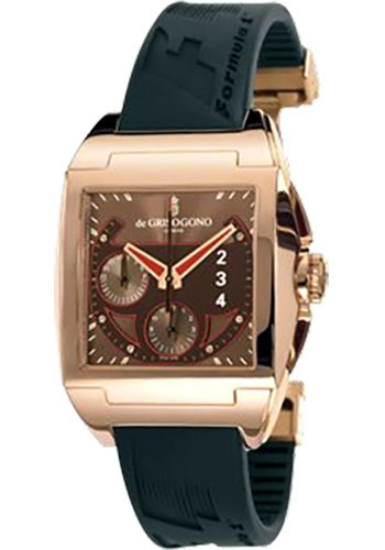 de Grisogono Watches - Power Breaker Rose Gold - Style No: POWER BREAKER N04