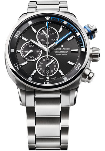 Maurice Lacroix Watches - Pontos S - Style No: PT6008-SS002-331