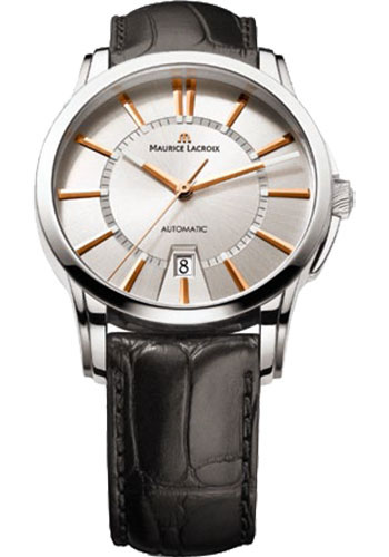 Maurice Lacroix Watches - Pontos Date - Style No: PT6148-SS001-131