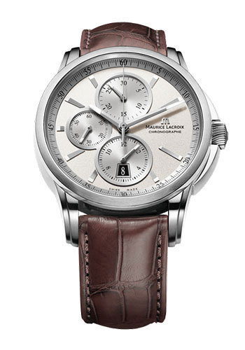 Maurice Lacroix Watches - Pontos Chronographe - Style No: PT6188-SS001-130