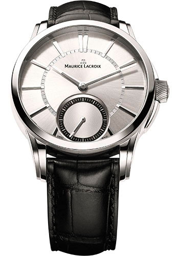 Maurice Lacroix Watches - Pontos Petite Seconde - Style No: PT7558-SS001-130