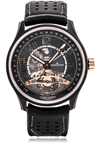 Jaeger-LeCoultre Watches - AMVOX AMVOX3 Tourbillon GMT - Style No: Q193C450