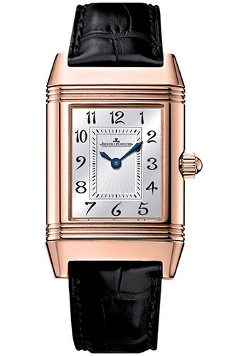 Jaeger-LeCoultre Watches - Reverso Joaillerie Duetto Pink Gold - Style No: Q2662420