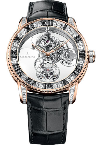 Corum Watches - Romvlvs 44 mm - Billionaire - Style No: R374/03234 - 374.711.85/0371 0000