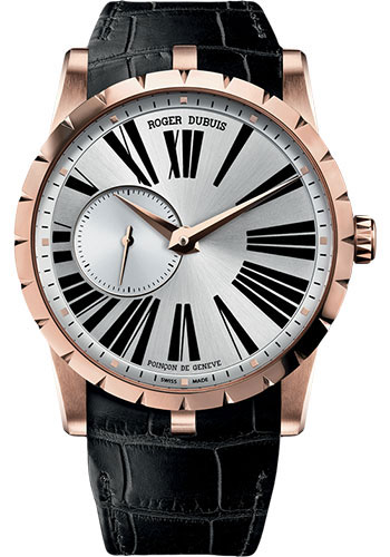 Roger Dubuis Watches - Excalibur 42 Automatic With Micro-Rotor - Style No: RDDBEX0442