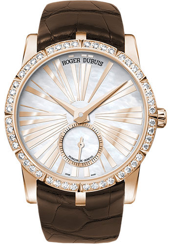 Roger Dubuis Watches - Excalibur 36 Automatic Jewellery - Pink Gold - Style No: RDDBEX0493