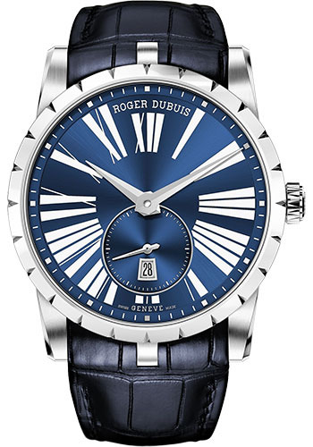 Roger Dubuis Watches - Excalibur 42 Automatic - Stainless Steel - Style No: RDDBEX0535