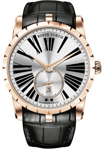 Roger Dubuis Watches - Excalibur 42 Automatic - Pink Gold - Style No: RDDBEX0538
