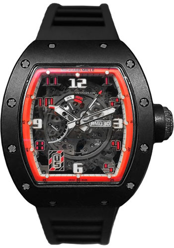 Richard Mille Watches - RM 030 Black Dash - Style No: RM-030-Black-Dash