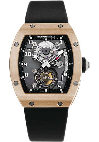 Richard Mille Watches - RM 002 - Style No: RM 002 Rose Gold