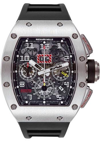 Tag Watches For Sale >> Richard Mille RM 011 Felipe Massa Titanium RM 011 Watch