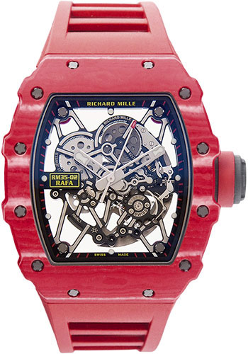 Richard Mille Watches - RM 35-02 Rafael Nadal - Style No: RM 35-02