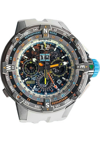 Richard Mille Watches - RM 60-01 Les Voiles de St Barth - Style No: RM60-01-St-Barths
