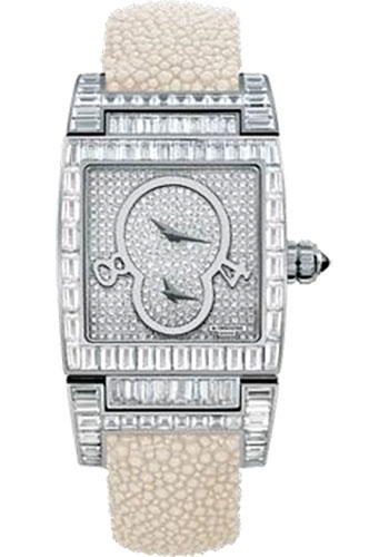 de Grisogono Watches - Tino White Gold - Style No: TINO S24D-002 AT