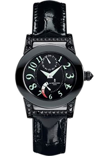 de Grisogono Watches - Tondo Blackened Stainless Steel - Style No: TONDO RM N07