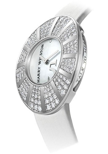 Harry Winston Watches - Talk to Me - Style No: TTMQHM33WW010