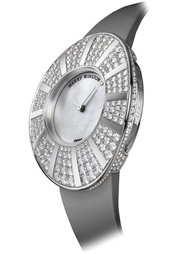 Harry Winston Watches - Talk to Me - Style No: TTMQHM33WW019