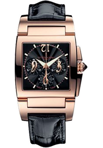 de Grisogono Watches - Uno Chronograph Rose Gold - Style No: UNO CHRONO N04