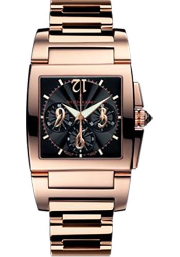 de Grisogono Watches - Uno Chronograph Rose Gold - Style No: UNO CHRONO N04/B