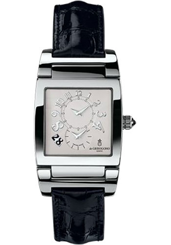 de Grisogono Watches - Uno Stainless Steel - Style No: UNO DF N01