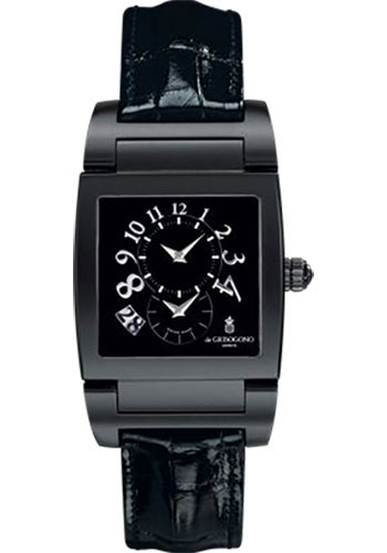 de Grisogono Watches - Uno Blackened Stainless Steel - Style No: UNO DF N04