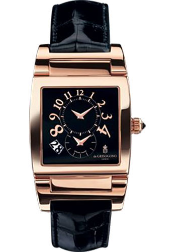 de Grisogono Watches - Uno Rose Gold - Style No: UNO DF N11