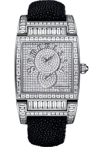 de Grisogono Watches - Uno White Gold - Style No: UNO DF S24D